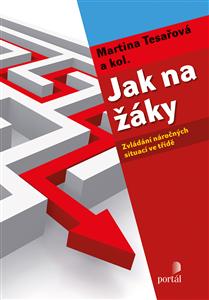 Jak na žáky - Martina Tesařová