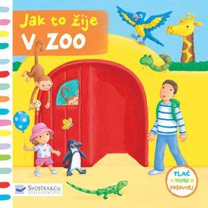 Jak to žije v zoo - Finn Rebecca