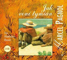 Jak voní tymián - Marcel Pagnol - audiokniha