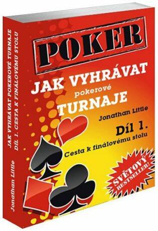 Jak vyhrávat pokerové turnaje 1 - Jonathan Little
