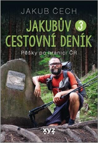Jakubův cestovní deník 3 - Jakub Čech - e-kniha
