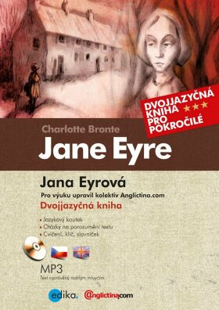 Jana Eyrová - Jane Eyre - Charlotte Brontë