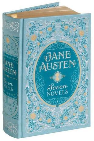 Jane Austen: Seven Novels - Jane Austenová