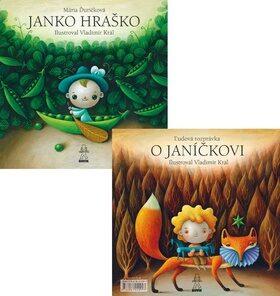 Janko Hraško, O Janíčkovi - Mária Ďuríčková