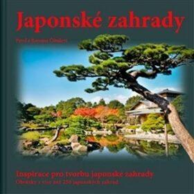 Japonské zahrady - dárkový box (komplet) - Pavel Číhal, Romana Číhalová