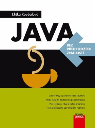 Java - Eliška Roubalová - e-kniha