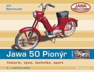Jawa 50 Pionýr - Jiří Wohlmuth