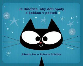 Je důležité, aby děti spaly s kočkou v posteli - Alberto Pez