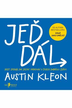 E-shop Jeď dál - Austin Kleon - e-kniha