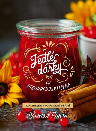 Jedlé dárky od rebarboraskitchen - Barbora Říhová