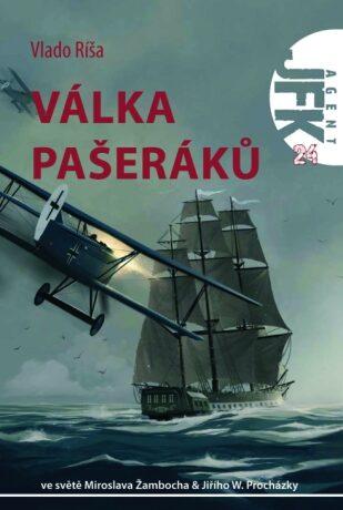 JFK 024 Válka pašeráků - Vlado Ríša