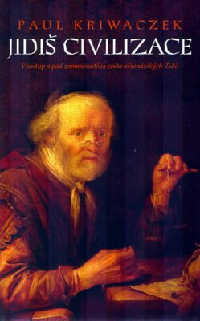 Jidiš civilizace - Paul Kriwaczek