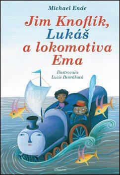 Jim Knoflík, Lukáš a lokomotiva Ema - Michael Ende
