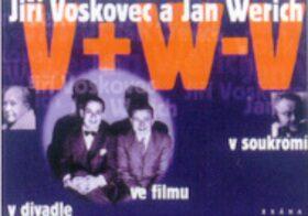 Jiří Voskovec a Jan Werich - Vladimír Just
