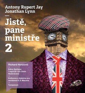 Jistě, pane ministře 2 - Jonathan Lynn, Anthony Rupert Jay