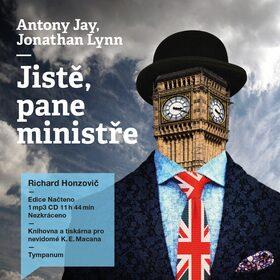 Jistě, pane ministře - Jonathan Lynn, Anthony Rupert Jay