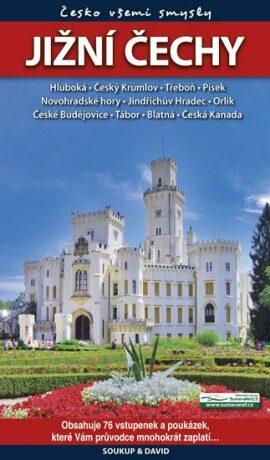 Jižní Čechy - Česko všemi smysly + vstupenky - Kolektiv