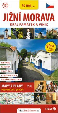 Jižní Morava - kapesní průvodce/česky - Jan Eliášek