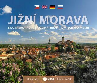 Jižní Morava - malá/vícejazyčná - Libor Sváček