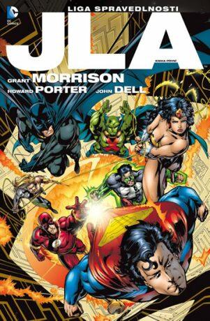 JLA 1 – Liga spravedlnosti - Grant Morrison, Porter Howard