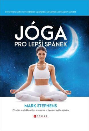 Jóga pro lepší spánek - Mark Stephens