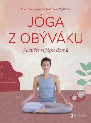 Jóga z obýváku - Lucie Königová