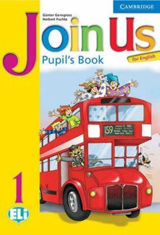 Join Us for English 1 Pupils Book - Herbert Puchta, Günter Gerngross