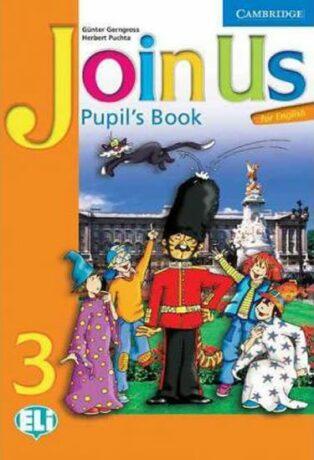 Join Us for English 3 Pupils Book - Herbert Puchta, Günter Gerngross