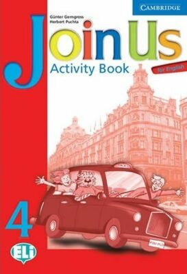 Join Us for English 4 Activity Book - Günter Gerngross
