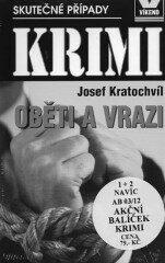 Krimi 1+2 zdarma - akční balíček 3/12 - neuveden