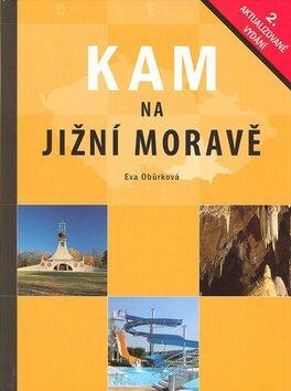 KAM na jižní Moravě - Eva Obůrková