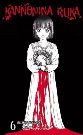 Kannonina ruka 6 - Masakazu Yamaguchi