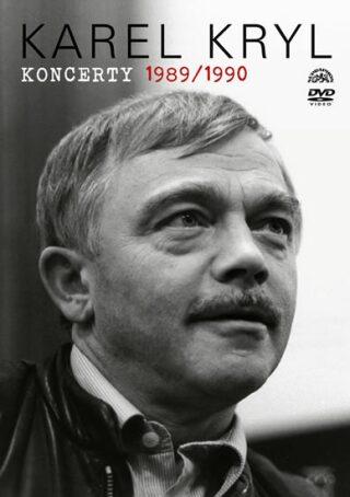 Karel Kryl - Koncerty 1989/1990 DVD - Karel Kryl