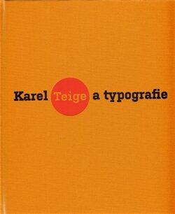 Karel Teige a typografie - Kolektiv