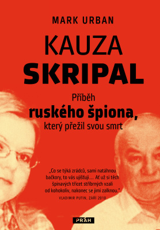 Kauza Skripal - Mark Urban - e-kniha