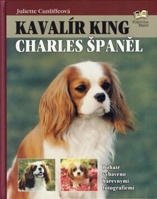 Kavalír King Charles Španěl - Juliette Cunliffeová