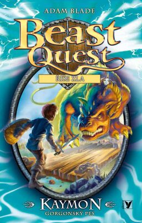 Kaymon, gorgonský pes - Beast Quest (16) - Adam Blade