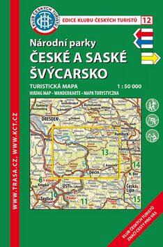 KČT 12 Národní parky České a Saské Švýcarsko -