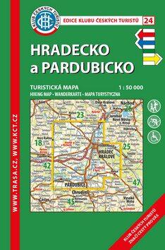 KČT 24 Hradecko a Pardubicko
