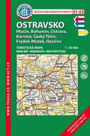 KČT 61-62 Ostravsko - neuveden