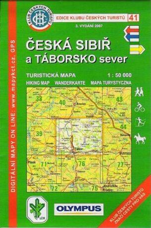 KČT 41 Česká sibiř a Táborsko - kolektiv