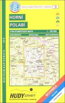 KČTC 9 Horní Polabí 1:100 000