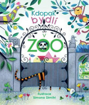Kdopak bydlí v zoo - Dimitri Simona
