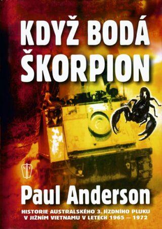 Když bodá škorpion - Poul Anderson