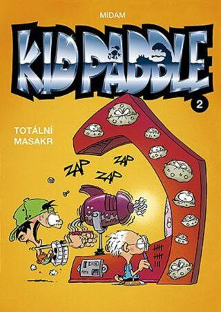 Kid Paddle 2 - Totální masakr - Midam
