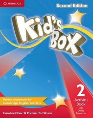 Kid´s Box 2 Activity Book with Online Resources, 2nd Edition - Caroline Nixon