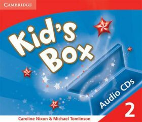 Kid´s Box 2 CDs (3) - Caroline Nixon, Michael Tomlinson