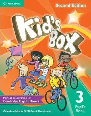Kid´s Box 3 Pupil´s Book, 2nd Edition - Caroline Nixon