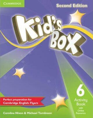Kid´s Box 6 Activity Book with Online Resources,2nd Edition - Caroline Nixon