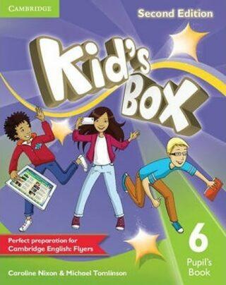 Kid´s Box 6 Pupil´s Book,2nd Edition - Caroline Nixon